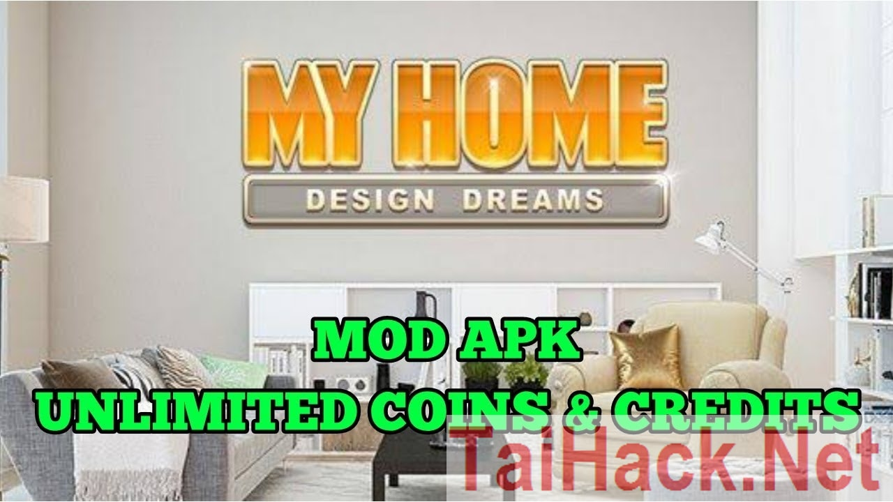Hack My Home - Design Dreams MOD Full Tiền - Game Thiết Kế ...